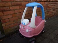 Little Tikes Pink Cozy Coupe