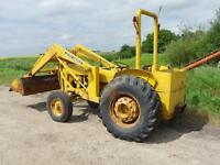 John Deere 300 Tractor
