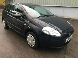 Stunning 2010 60 Fiat Grande Punto 1.4 Sound 3dr **1 Owner+Only 74000+1 Years Mot+Just Serviced**
