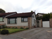 2 Bedroom semi-detached bungalow with garage and private garden - Danestone - £650 pcm