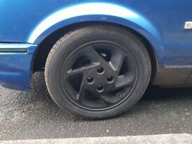 Rs turbo alloys