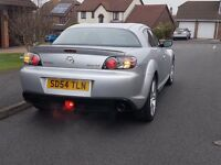 Mazda Rx-8 231 NEW engine 25k ago