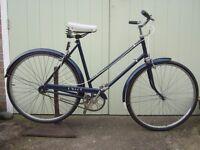 Ladies Vintage BSA Bicycle