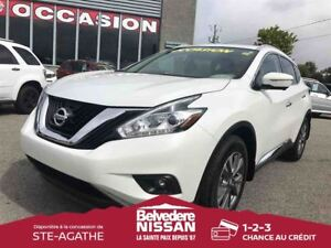 2015 Nissan Murano SL AWD  TOIT PANORAMIQUE