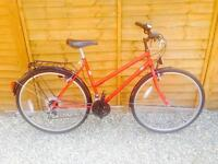 Fully Working - Ladies Hybrid Town Bike