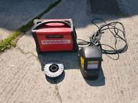 Weldability 130 Mig Welder for sale