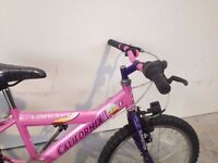 Girls pink bike - many available