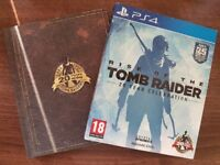 Rise of the Tomb Raider: Special 20 year Anniversary edition PS4
