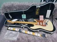 Fender AmericanDeluxe V shape neck