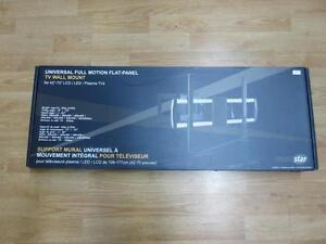 "Universal full motion TV wall mount for 42"" to 70"" TV"