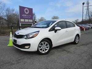2013 Kia RIO EX CLEAN CAR PROOF ONE OWNER. HEATED SEATS SERVICE