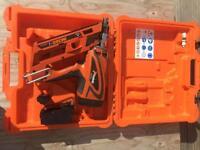 Paslode 1st fix nail gun Li-ion