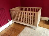 Mamas & Papas Lawson Cot Bed excellent condition REDUCED
