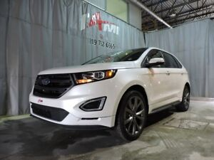 2017 Ford Edge Sport MAGS 21'' TOIT PANO GPS