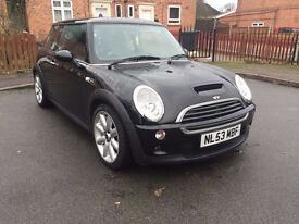 Mini Cooper S R53 2003 Long MOT***Ready To Drive Away*Reduced Price***