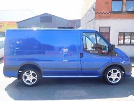 The Mighty Ford Transit Sport 140bhp. 2013 Stunning condition as new!!! NO VAT 1 owner from new (51)