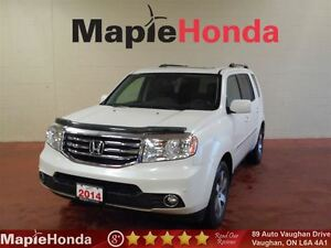2014 Honda Pilot Touring| Leather, Navi, DVD, All-Wheel Drive!