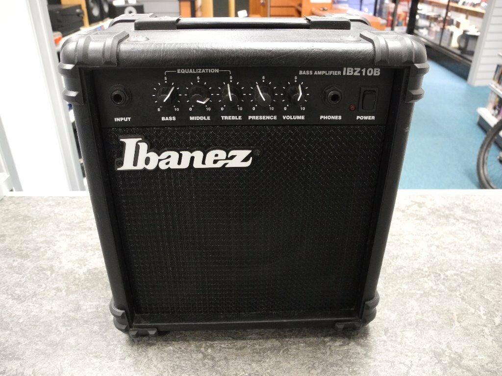 Ibanez Bass Amp Ibanez Bass 10w Bass Amplifier