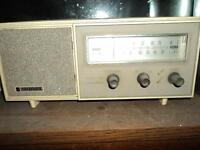 Antique Panasonic Radio