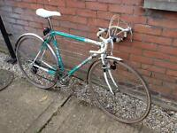 Vintage mens road racer bike || focus reflex || retro gents bicycle