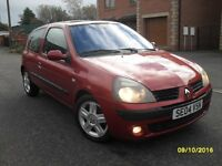 Renault Clio 1.5 DCi, 2004, MOT only 88k miles SWAP - WHY