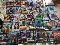 Doctor Who Magazine 37 issues aincluding specials