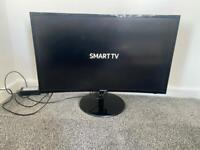 34inch Smart Samsung TV