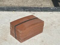 Clay Creasing Tile,40 p each