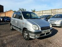 HYUNDAI AMICA 1.0 PETROL = ONE YEAR MOT = CHEAP INSURANCE = EXCELLENT CONDITION
