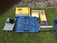 Various tool sets