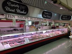 Butchers Shop Unit Available to Rent