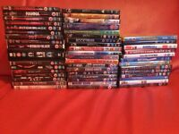 Massive lot of around 60 DVDS !NEED GONE!