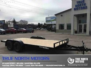 2017 SOUTHLAND Trailer LBE16T