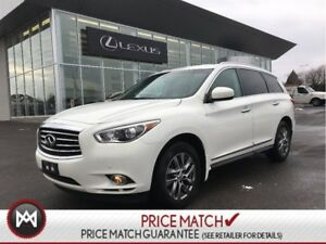 2013 Infiniti JX35 7 PASS NAVIGATION LOADED PREMIUM PACKAGE WITH