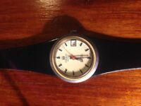 Vintage Automatic Tissot Watch in working Order