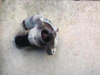 Fiat Fiorino starter motor 965631772008