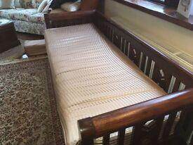 High quality Indonesian hardwood sofa