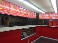 Kebab pizza shop for sale