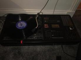 BUSH Media centre record player