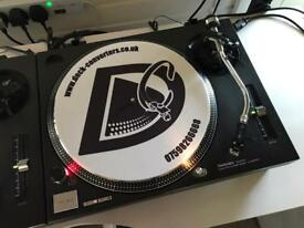 Wanted Technics SL 1210 MK2 Turntables 1200 MK5 Any Model Any Condition