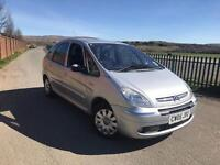 2005 Citroen Xsara Picasso 2.0 hdi low milage cheap for quick sale!