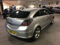 2007 VAUXHALL ASTRA 1.8 SPORT ALLOYS AC VERY GOOD SPEC STARTS AND DRIVES PERFECT!