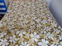 vintage M&S bedspread