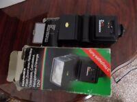 camera flash gun