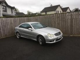 2004 Mercedes AMG clk240 coupe, avantgarde auto , lovely driving, motd