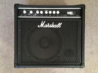 Marshall MB30 Top Quality Bass Amp For Sale