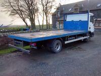 Lorry platform body for sale