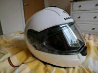 Motorcycle helmet schuberth c3