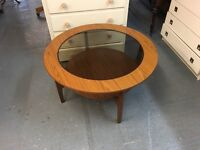 SCHREIBER 1960/70's COFFEE TABLE