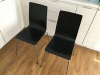 IKEA MARTIN chairs and IKEA MARIUS stools- 2 + 2